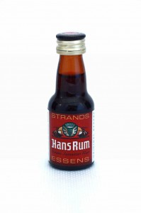 Esencja do alkoholu STRANDS Hans Rum