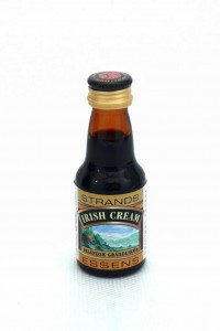Esencja do alkoholu STRANDS Irish Cream